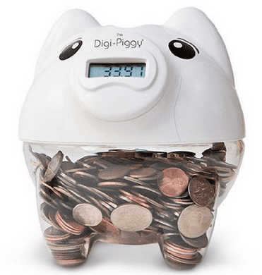The Digi Piggy Coin Bank