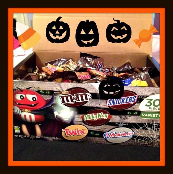 My Halloween Candy
