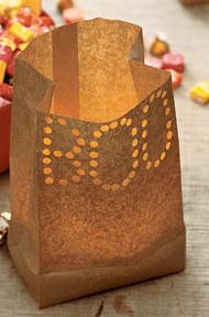 Boo! Paper Bag