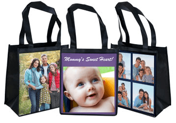 ECO Friendly Reusable Grocery Bags  Photo Bags and Totes