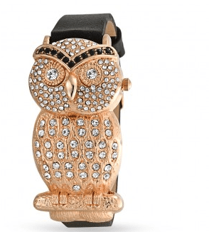 Whimsical Owl Watch