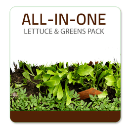 Green Variety Seed Pack