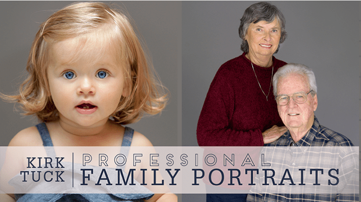 Family Portraits Online Photography Class
