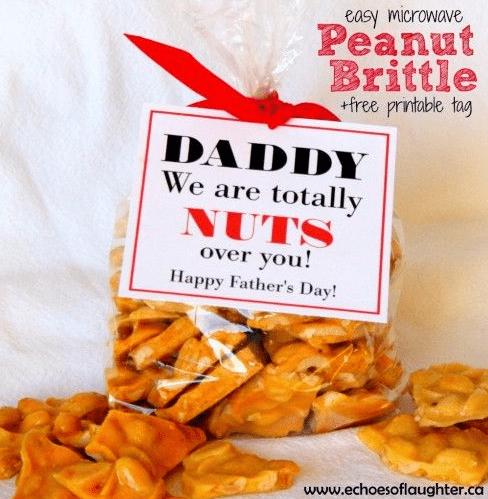 Easy Peanut Brittle Recipe
