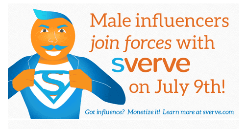 Guy Influencers Wanted At Sverve