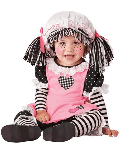 Baby Rag Doll Infant Costume