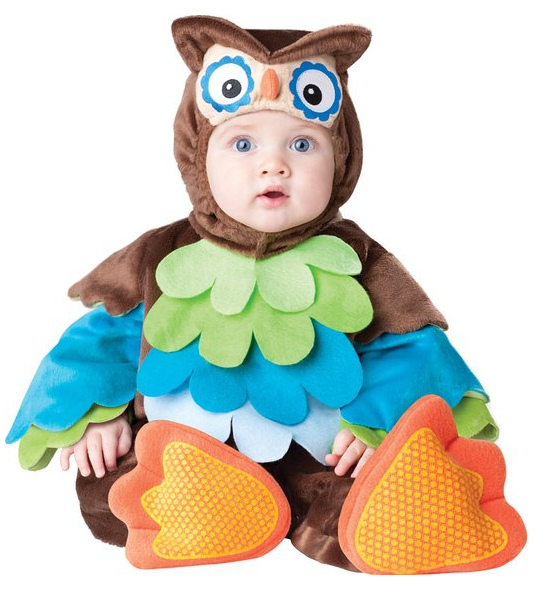 What A Hoot Infant And Toddler Costume