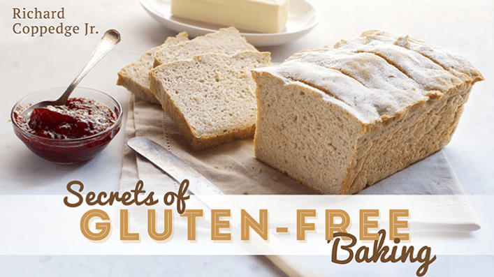 Learn To Bake Gluten Free