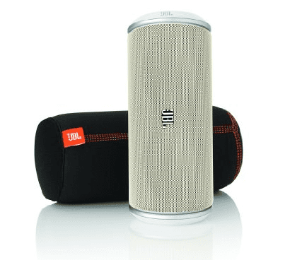 JBL Flip Portable Stereo Speaker with Wireless Bluetooth Connection  Black   Electronics