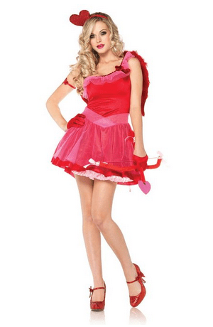 Valentines Cupid Costume