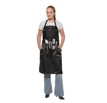 Allure Black Stylist Apron