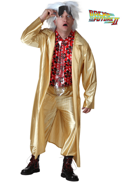 Back To The Future Doc Costume