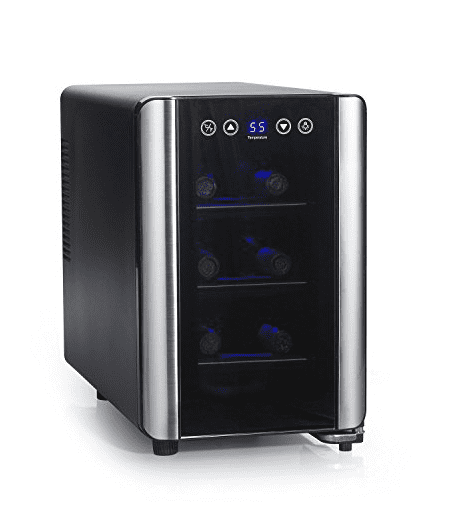 Wine Enthusiast 6 Bottle Wine Cooler
